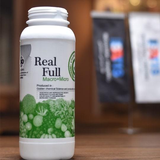 چاپ سیلک برند Real Full بر روی بطری-چاپ صنعتی ایساتیس
